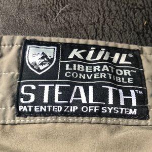 Kuhl Stealth Liberator pants 34x34